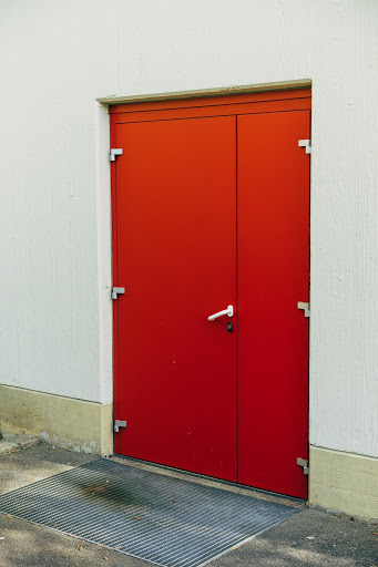 Calfeutrage Apex firestopping door