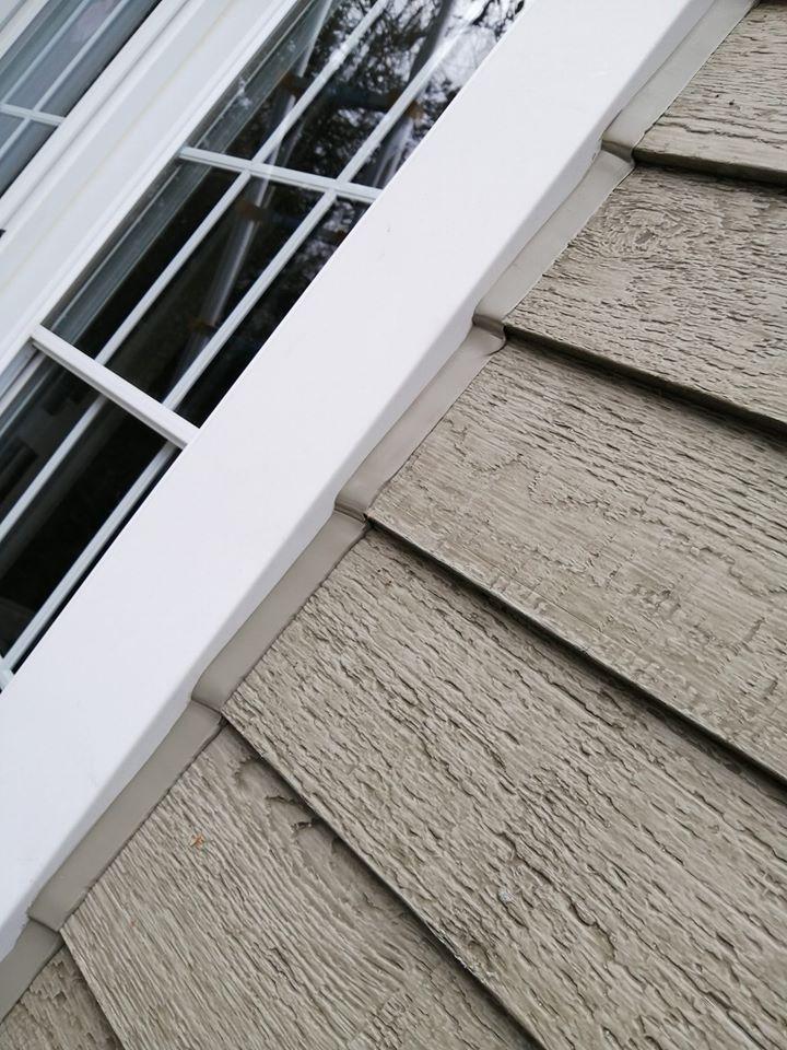 Calfeutrage Apex revêtement et fenêtre extérieur