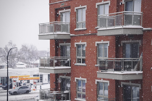 Calfeutrage des immeubles Calfeutrage Apex